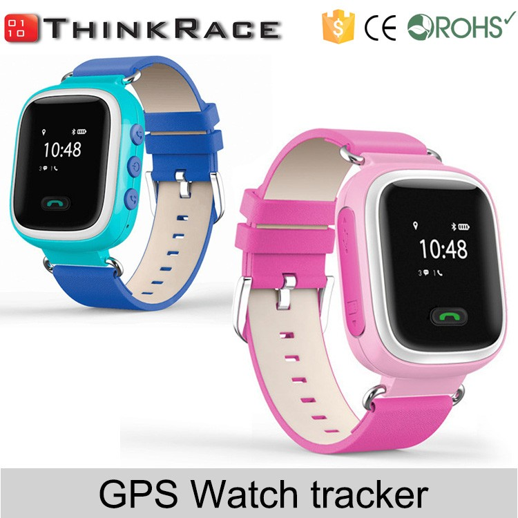 Professional GPS Navigation Chipset MTK6261 smallest kids watch gps tracker