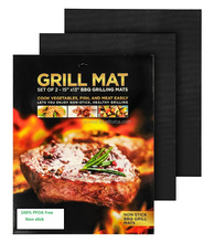 BBQ Grill Mats heavy duty BBQ cover - Best Barbecue Tool on the Market