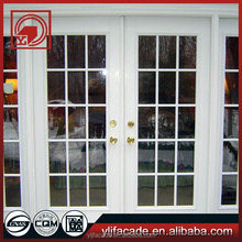 China Alibaba Gold supplier for aluminum glass garage door prices for house/building with high quality DS-LP4038