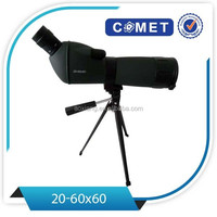 Best seling 20-60x60 spotting scope,hunting scopes,monocular spotting scope