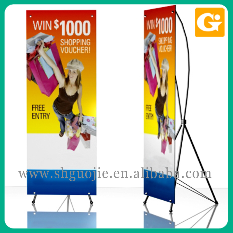 Hot Sale X Display Banner Stand Advertising Stands Poster ...
