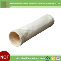 High quanlity strong acid resistant filter bag pps filter bag