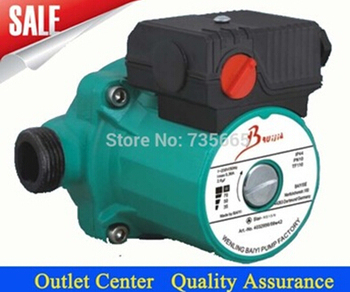 G 1'', 3-Speed Cold and Hot Water Circulation Pump 220V