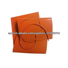 Silicone Rubber Heater 220V /Industrial Blanket