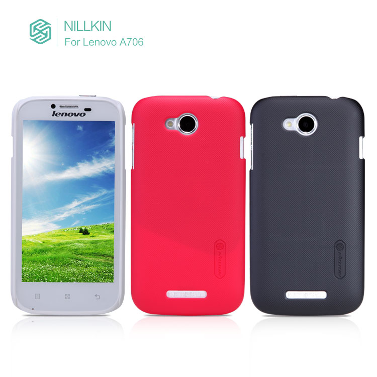 For Lenovo A706 Super Frosted Shield wholesale cell phone case