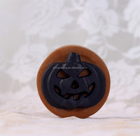 R0149 Halloween Pumpkin Shape Silicone Mold for Pastry