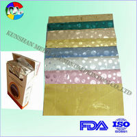 printed color aluminum foil paper for cigarette packing