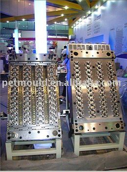 hot runner PET preform injection mould