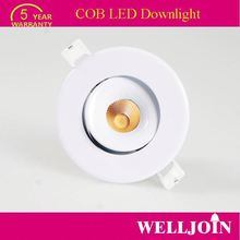 Professional Adjustable 7W LED COB led rgb dali dimming driver