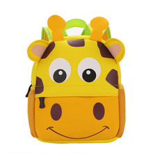 Trendy New Design Cartoon School Bags Backpack For Teenagers Girls