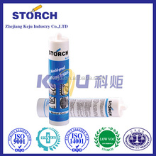 General purpose silicone sealant, various colour silicone rubber