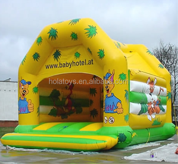 Cartoon bouncy castle/bouncy castle price
