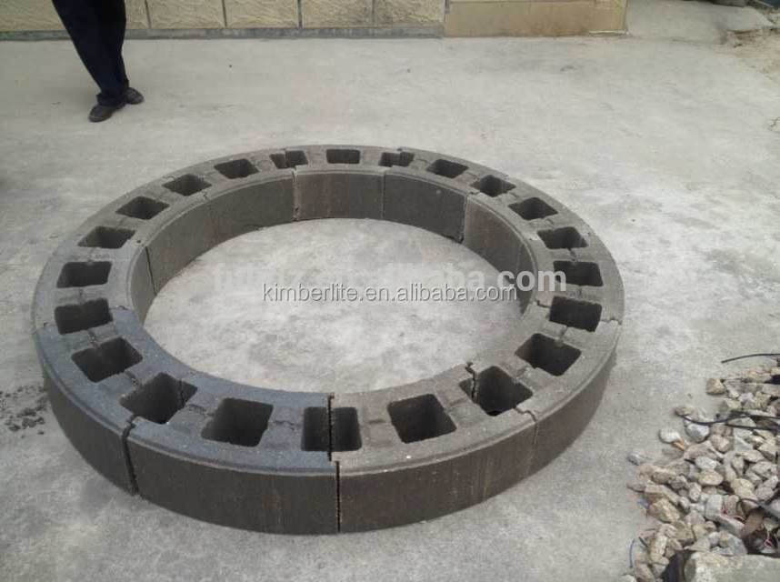Hydraulic Pressure Method QT8-15 Interlocking Blocks Making Machine