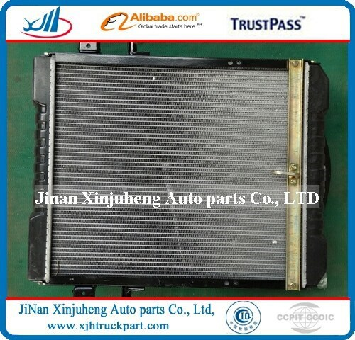 New design fashion low price autoparts for auto car radiator