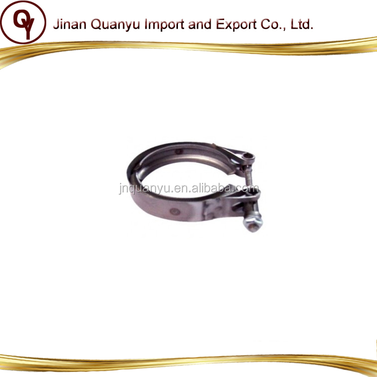 Sinotruk Howo truck parts turbocharger clamp 61560110226