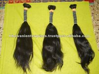 women long straight hair