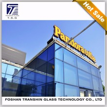 Australia Standard Laminated Glass for Curtain Wall