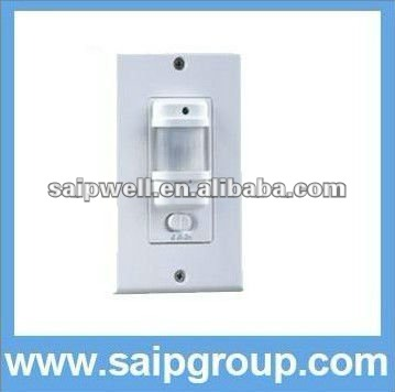 2012new PIR wall mount motion sensor light switch SP-21C
