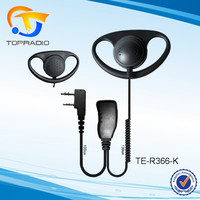 Good Sales Earpiece D-Hook For BFDX BF-8800 BF-8900 BF-8700 BF-860 BF-668 Good Sales Earpiece D-Hook