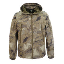 Tactical Outdoor army softshell jacket mens