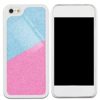 for iphone 5 fashion Double color cell phone case, for iphone 5s case cover factory price