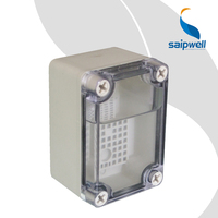SAIP/SAIPWELL High Quality Project Enclosure DS-AT-0609 65*95*55 Wiring Box Plastic IP65 ABS Box Waterproof Case