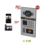 Beward Sip doorbell with Rfid Keypad apartment video door phone for acess control system