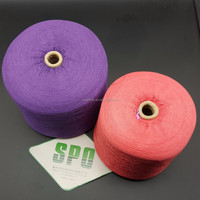 Cheap Price 120Nm/2 Fancy Yarn Blended With Cotton for Muslim Jubah 2016,Spinning Machine,Exported To Pakistan Market,From SPO