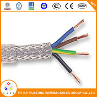PVC Tape electrical sheathed signal system control cable