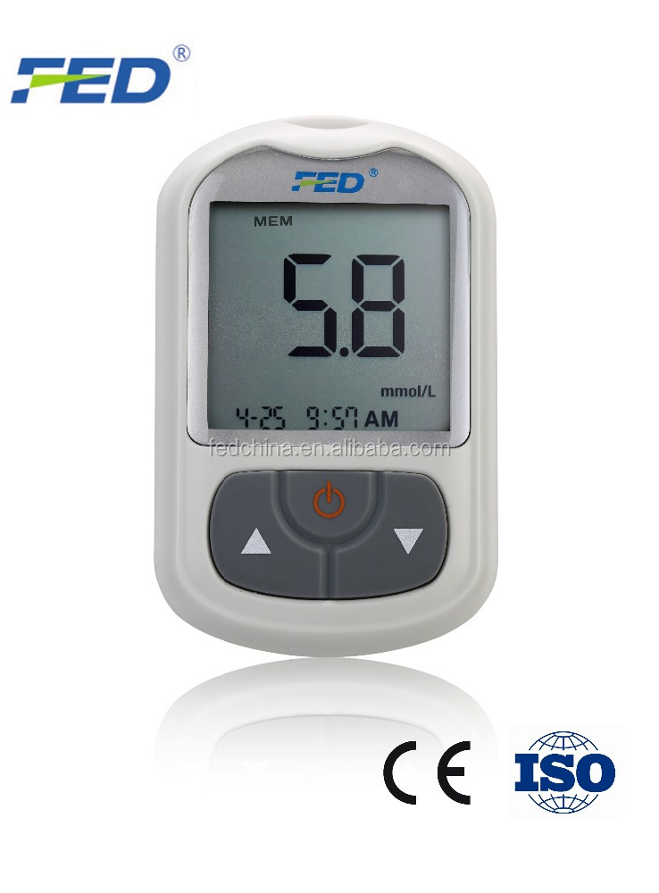 Attractive Design Accurate Blood Glucose Meter Factory with CE