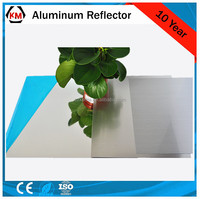 aluminum reflector sheet fluorescent light fitting