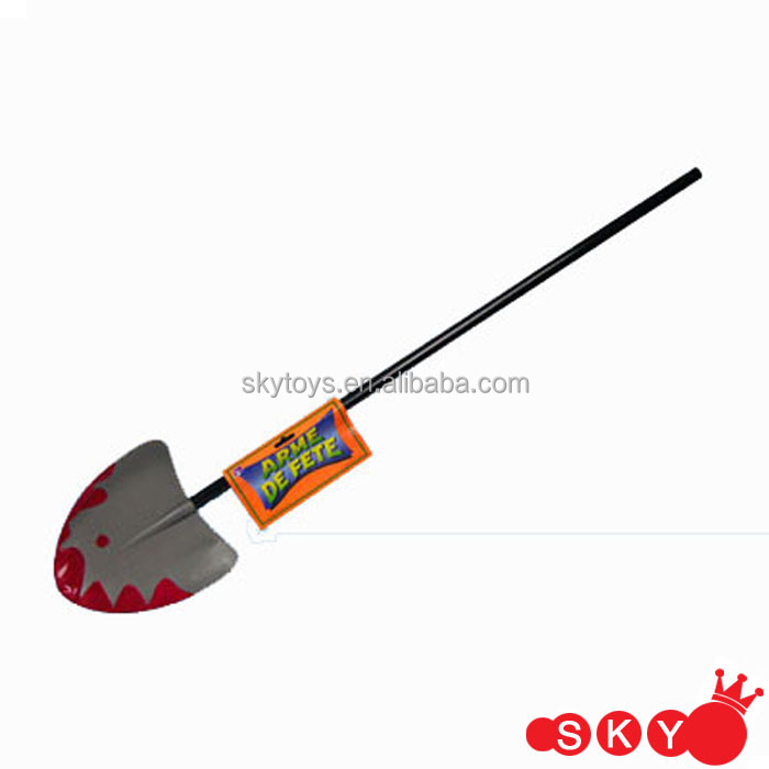 Hot sale plastic sand shovel toys weapons toys for kids