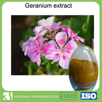 High quality pelargonium sidoides extract powder (Geranium P.E)