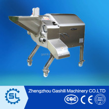 2-3T/H commercial melon cutter quick freezing fruit dicer