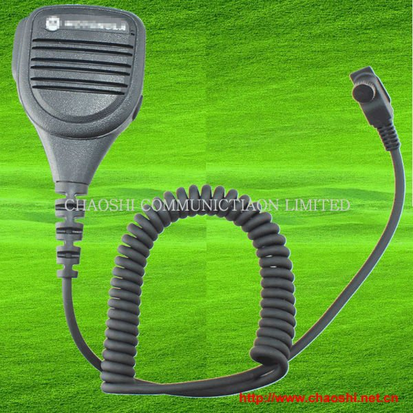 Tetra Remote Speaker Microphone For two way radio