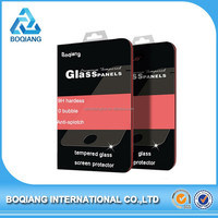 Big sale for Popuar mobile phone accessories in China market tempered glass screen protector for iPhone 5s