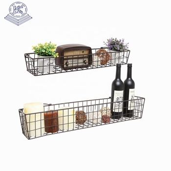 wholesale wall mounted kitchen storage rack