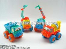 Friction Power Cartoon Truck/F/P Vehicle/Promotional Toys