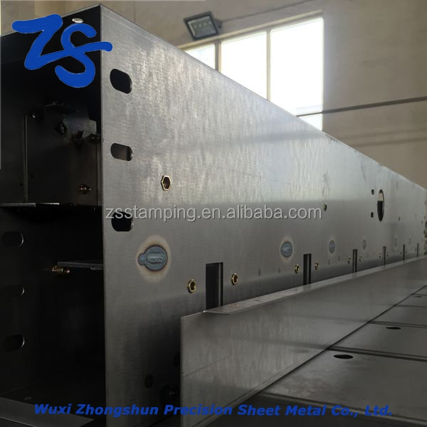 Plastic welding metal custom sheet metal laser cutting fabrication laser cutting service shanghai made in China