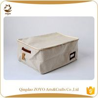 Home Safety Cable Tidy Felt Storage Box