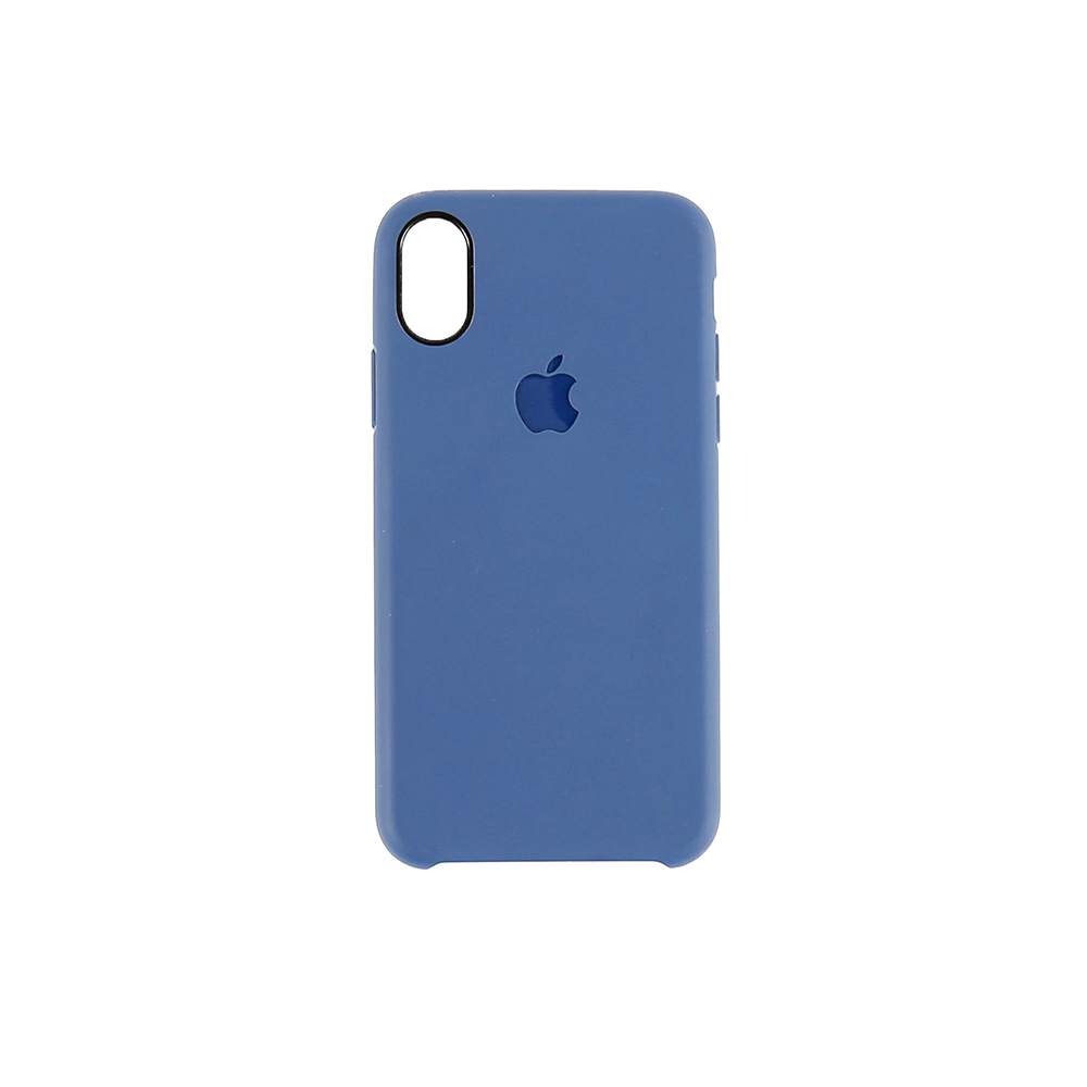 For iphone 6 liquid silicone hand case with simple and pure silica gel cover for one piece
