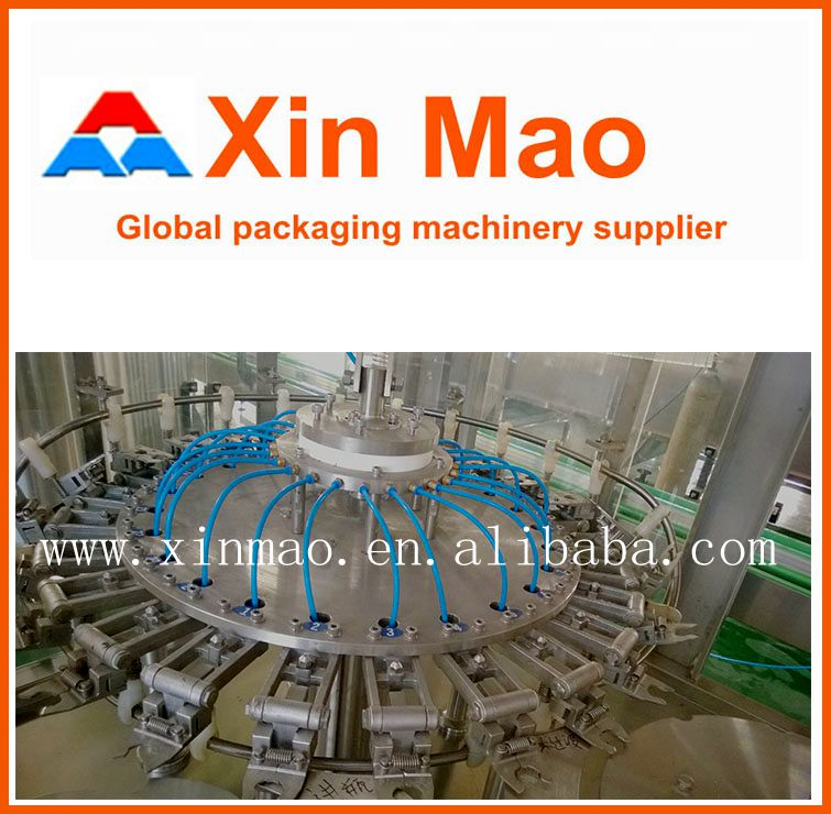 Turn Key Project Hot Juice Production Line/Filling Machine