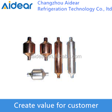 refrigeration tube components /drier filter/Copper Filter Drier for refrigerator