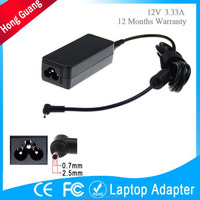 high copy mini 30w 40w dc 12v laptop adapter for Samsung
