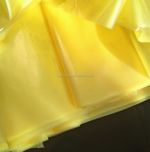 agro used blue, purple yellow greenhouse film 200 micron