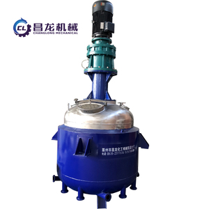 Chemical 1000L reaction kettle continuous stirred tank reactor