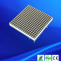 40*40mm bicolor 16x16 led matrix / dot matrix display