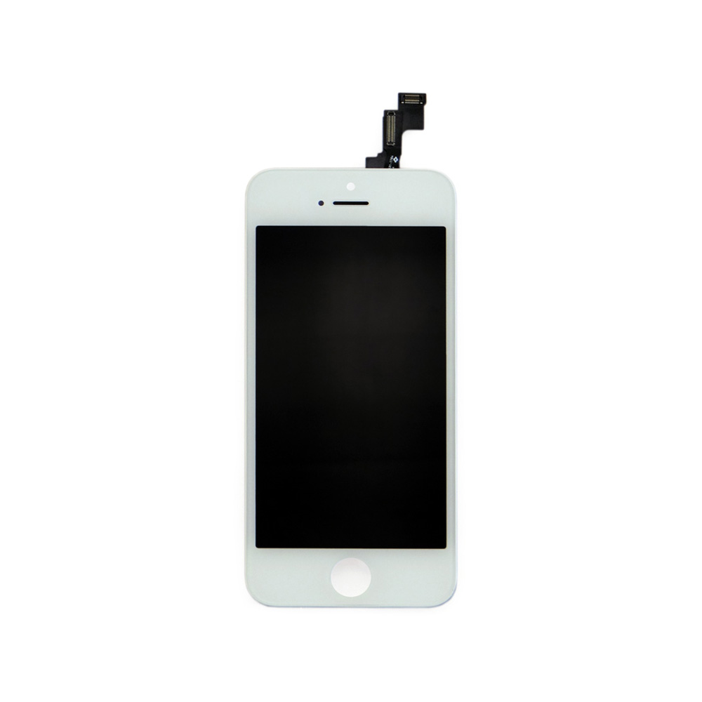 Mobile phone replacement parts Touch+frame+oca+front glass for iphone 5S