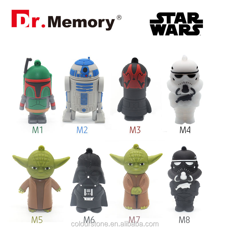 Dr.memory 2016 new product full capacity Cartoon Character <strong>usb</strong> 2.0,Ghost shape silicone <strong>usb</strong> flash drive 1-64GB