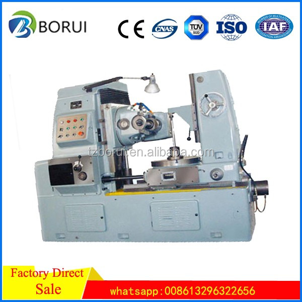 BoRui Brand Y3180H Essential tool for construction worm automatic gear hobbing machine price